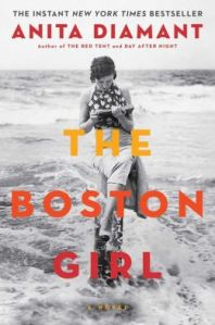 Boston. Girl